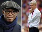 Bóng đá - Arsenal - Wenger: Tuổi đã già, sức đã yếu