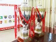 Bóng đá - Vòng cuối V-League: 4 chiếc cúp đón nhà vô địch