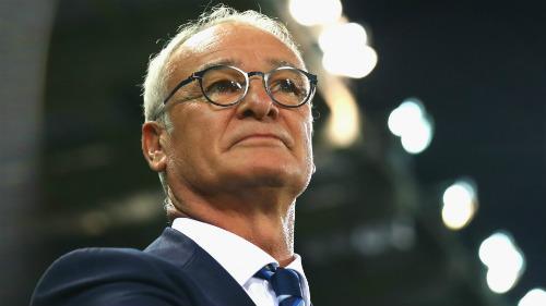 Người thầy Ranieri đang rất thõa mãn với những gì mình làm cho đội bóng và những vinh danh đội bóng đem lại cho ông