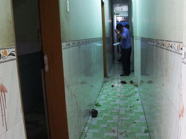 Hỗn chiến kinh hoàng ở Tiền Giang