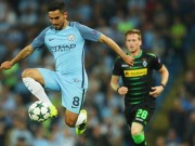 Bóng đá - Man City - M'gladbach: Hat-trick cho ngôi sao