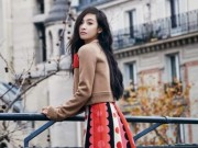 Thời trang - Soi phong cách đời thường của cô nàng Victoria f(x)