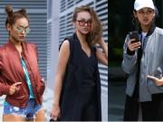 Thời trang - Ngất ngây street style cực chất của Mai Ngô
