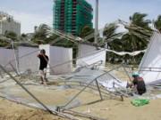 Thể thao - Đại hội Thể thao Bãi biển châu Á: Nỗi lo mưa bão