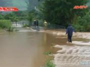 Video An ninh - Nghệ An: 5 người chết, mất tích do mưa lũ