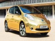 Tin tức ô tô - Nissan tặng ôtô vàng cho nhà vô địch điền kinh Paralympic 2016
