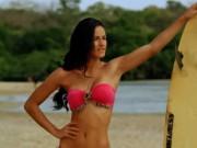 Thể thao - Hoa hậu cực đẹp còn khỏe: Ăn đứt VĐV chuyên nghiệp