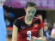 """Thể thao - Bóng chuyền nữ: """"Sếu vườn"""" Thanh Thúy cóng gặp Thái Lan"""