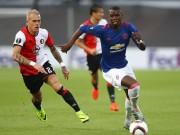 Bóng đá - Feyenoord - MU: Ngộp thở trên đất Hà Lan