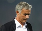 """Bóng đá - MU: Mourinho không trách học trò, """"than khóc"""" bàn thua"""