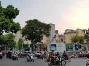 """Tài chính - Bất động sản - Hà Nội xây nhiều khách sạn cao cấp trên đất """"vàng"""""""
