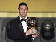 """Bóng đá - Nóng: Quả bóng vàng FIFA sắp bị """"khai tử"""""""