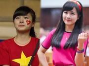 Bạn trẻ - Cuộc sống - Cô gái khóc trong trận chung kết U19 bây giờ ra sao?