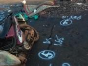 Tin tức trong ngày - Truy tìm xe tải cán nát người phụ nữ rồi bỏ chạy