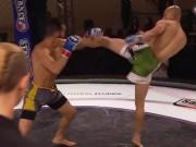 Thể thao - Kinh điển MMA: Tung 1 đá hạ đối thủ sau 7 giây
