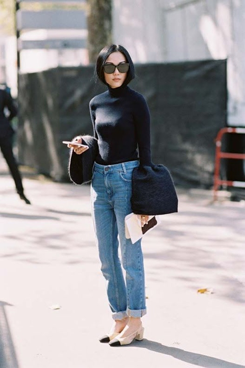 Điểm mặt 5 kiểu jeans bạn mặc hết năm cũng không hết mốt - 3