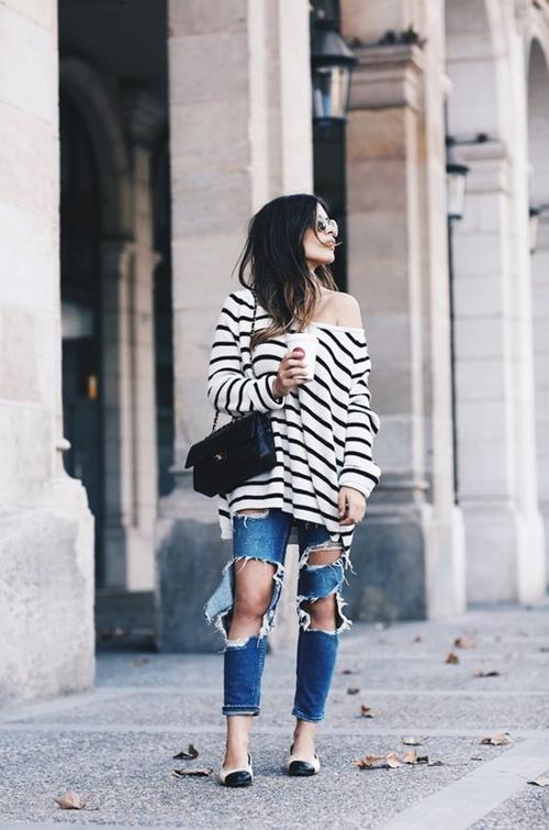 Điểm mặt 5 kiểu jeans bạn mặc hết năm cũng không hết mốt - 6