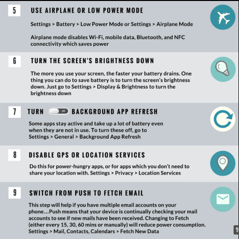 Bày cho bạn cách làm tăng tuổi thọ pin iPhone - ảnh 2