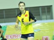 Thể thao - Bóng chuyền nữ: Người đẹp Kim Huệ công hay thủ giỏi