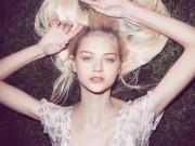 Thời trang - Vẻ đẹp thiên thần rực sáng của siêu mẫu Nga
