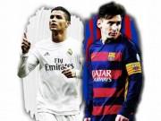 Bóng đá - Messi vĩ đại nhất 15 năm qua, Ronaldo đứng sau