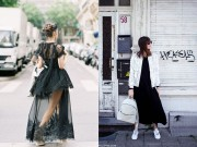 Thời trang - Đây là cách bạn mặc váy đen đi làm cả tuần nếu thích