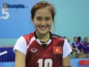Thể thao - Bóng chuyền nữ: Linh Chi đua sắc bên 4 mỹ nhân