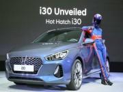 Tư vấn - Hyundai i30 2017chính thức lộ diện, đối đầu Ford Focus