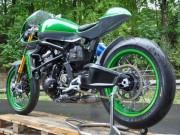 """Thế giới xe - Kawasaki Vulcan S """"The Underdog"""" mới đạt kỷ lục công suất 150 hp"""