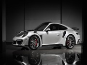 """Tư vấn - Porches 911 Turbo S phiên bản độ """"cực chất"""" của TopCar"""