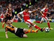 Bóng đá - Hull City – Arsenal: Quyết định khắc nghiệt
