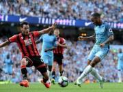 Bóng đá - Chi tiết Manchester City - Bournemouth: Niềm vui không trọn vẹn (KT)