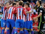 Bóng đá - Atletico Madrid - Sporting Gijon: Bắn phá dữ dội