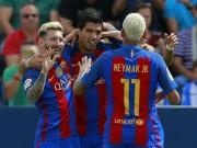 Bóng đá - Barca đại thắng: Enrique xây hệ thống siêu tấn công