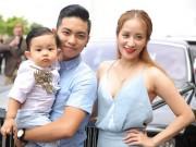 Ca nhạc - MTV - Con trai Khánh Thi hút mọi sự chú ý bên bố mẹ