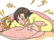 Sức khỏe đời sống - Đàn bà khó ngủ lắm thay!