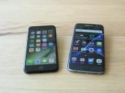"""Công nghệ thông tin - Những tính năng giúp iPhone 7 Plus """"ăn đứt"""" Galaxy Note7"""