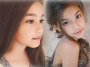 Bạn trẻ - Cuộc sống - Mê mẩn cô bé 11 tuổi xinh đẹp nổi tiếng xứ Chùa Vàng