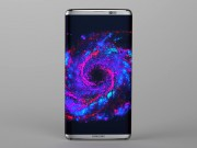 """Thời trang Hi-tech - Bạn sẽ """"mê mẩn"""" với bản concept Galaxy S8 Edge này"""