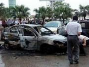 Tin tức trong ngày - Nguyên nhân tài xế tử vong vụ cháy xe ở sân bay Nội Bài