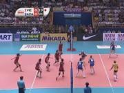 Thể thao - Việt Nam - Kazakhstan: Cống hiến đến cùng (bóng chuyền nữ châu Á)