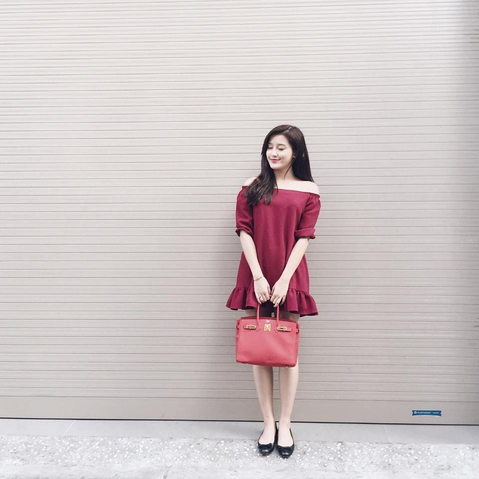 Thú vui mua sắm hàng hiệu chất ngất của Á hậu Huyền My - 20