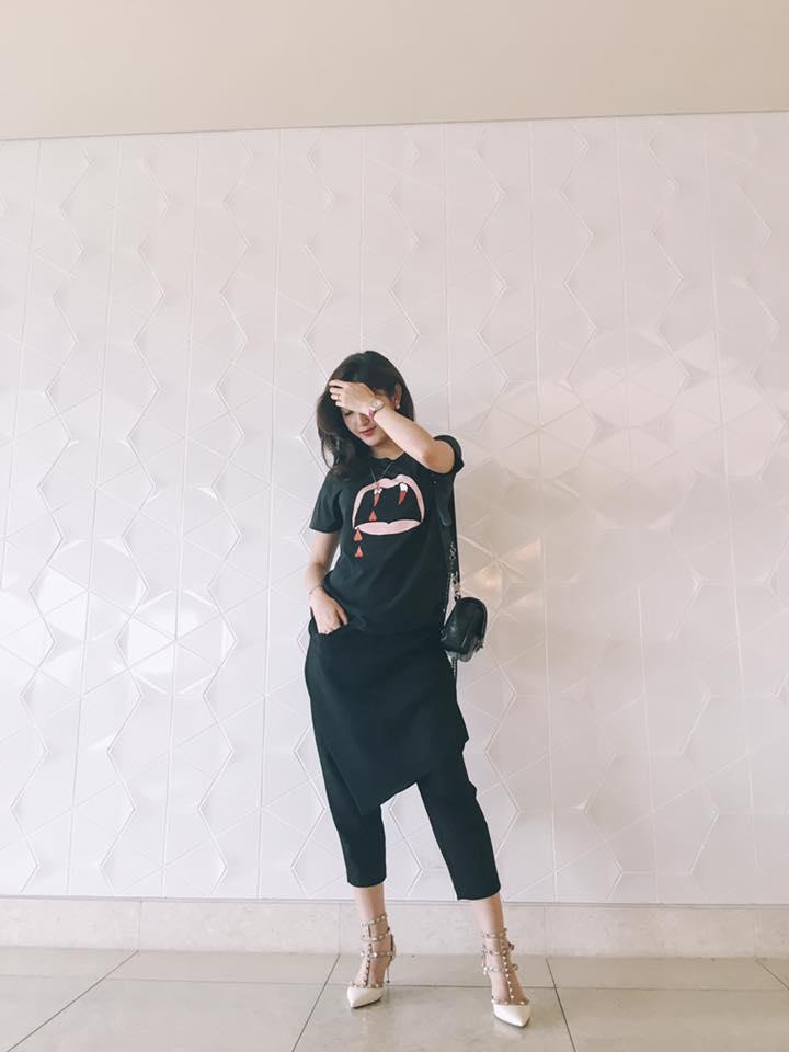 Thú vui mua sắm hàng hiệu chất ngất của Á hậu Huyền My - 22