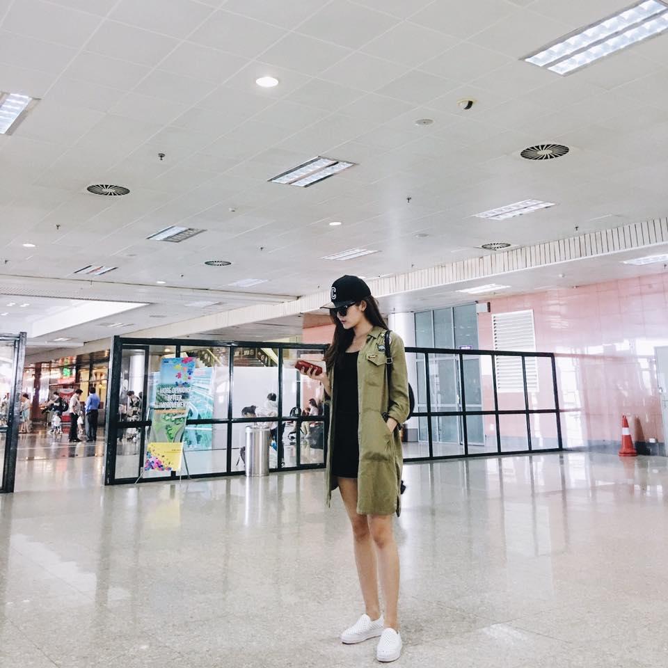 Thú vui mua sắm hàng hiệu chất ngất của Á hậu Huyền My - 27