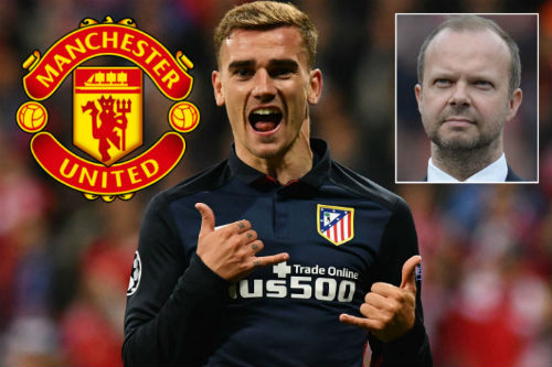 MU chơi tệ, Mourinho quyết mua Griezmann 80 triệu bảng