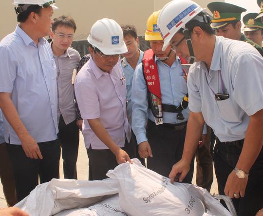 Bộ Công Thương: Không cấp phép cho Formosa nhập bùn bô xít
