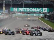 Thể thao - Lịch thi đấu F1: Malaysian GP 2016