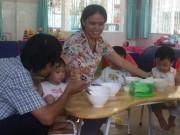 Giáo dục - du học - Giữ trẻ 6 tháng: Thiếu người nuôi dưỡng
