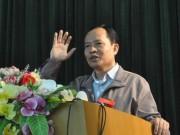 """Tin tức Việt Nam - Bí thư Thanh Hóa Trịnh Văn Chiến phủ nhận thông tin có """"bồ nhí"""""""