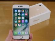 Thời trang Hi-tech - Đập hộp iPhone 7 vừa lên kệ